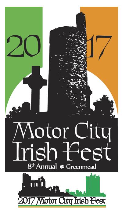 2017 Motor City Fest Shirt Design